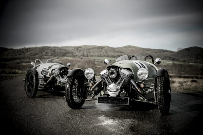 Morgan Motor Car