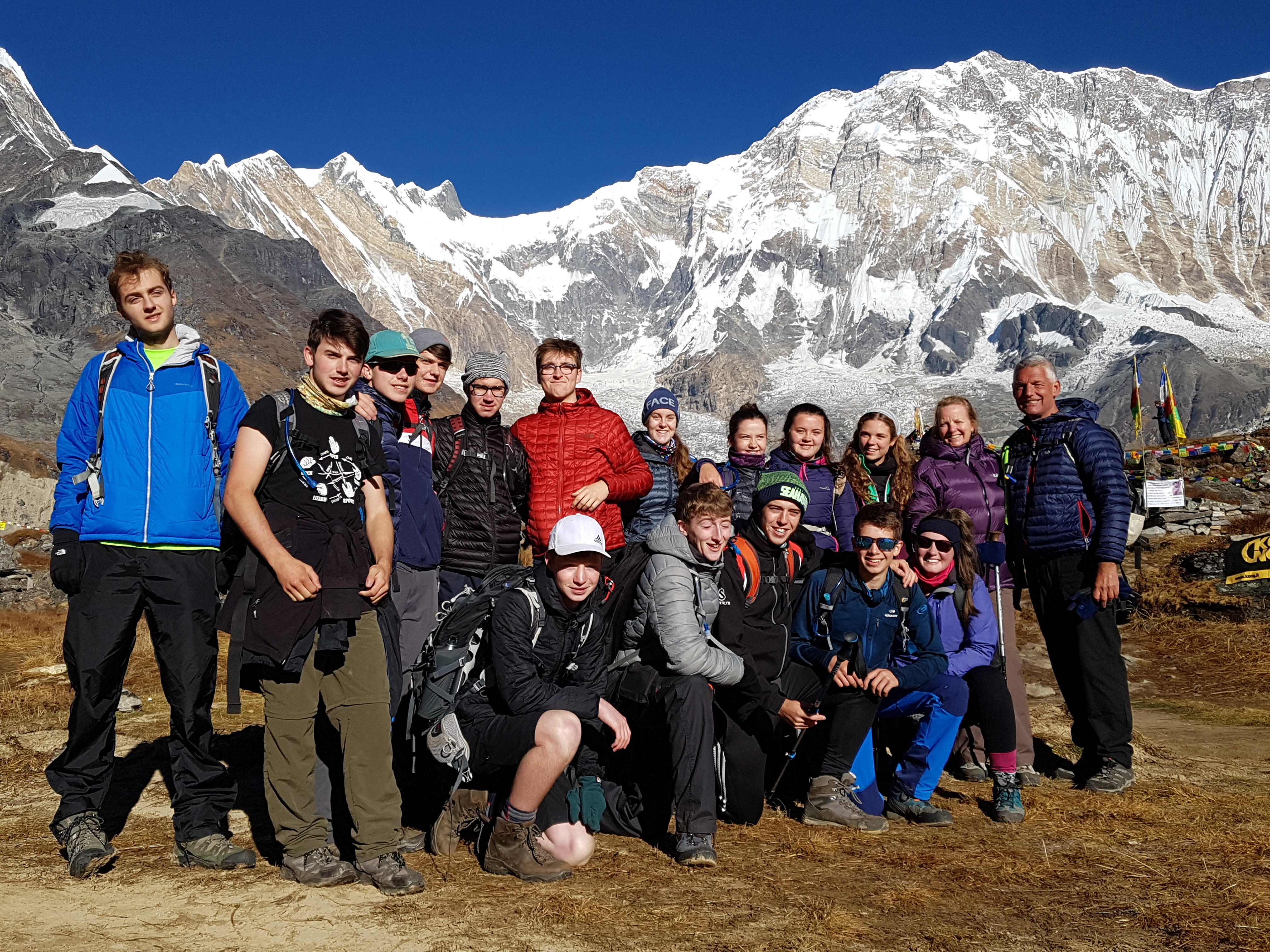 7727f9362 Students from Birkenhead School enjoyed a trip of a lifetime to Nepal in  October half-term. During the course of the last year a group of fourteen  sixth ...