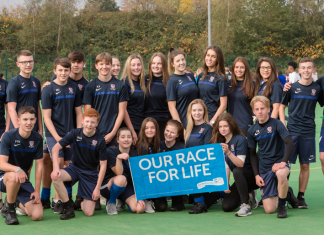 Wirral Scools Race For Life