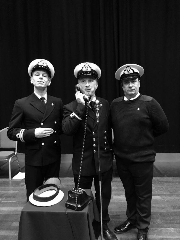 Navy Lark Comedy