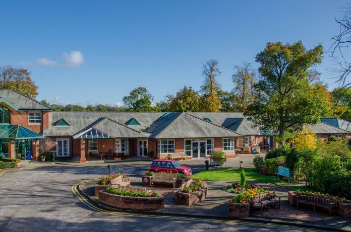 St Jphns hospice make a will
