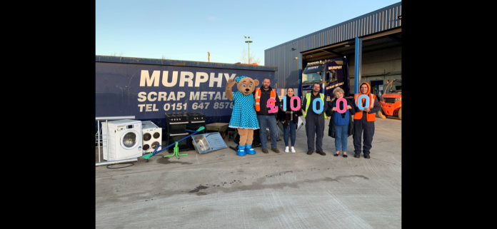 Murphy scrap metal claire house