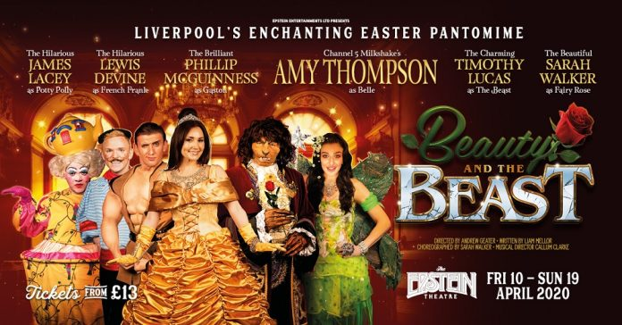 beauty and the beast epstein theatre