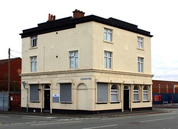 Birkenhead Pub